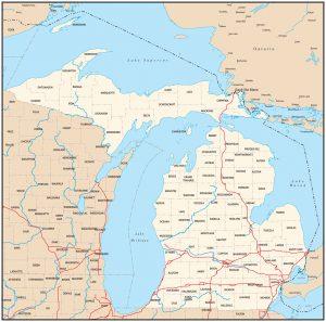 map-of-michigan