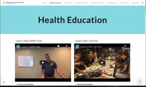 health_education_screenshot